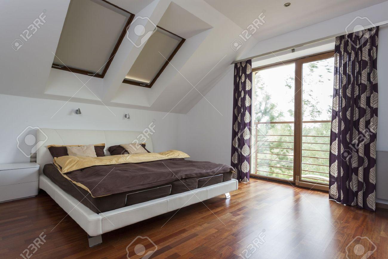 chambre coucher moderne banque dimages - Chambre Alcove Definition