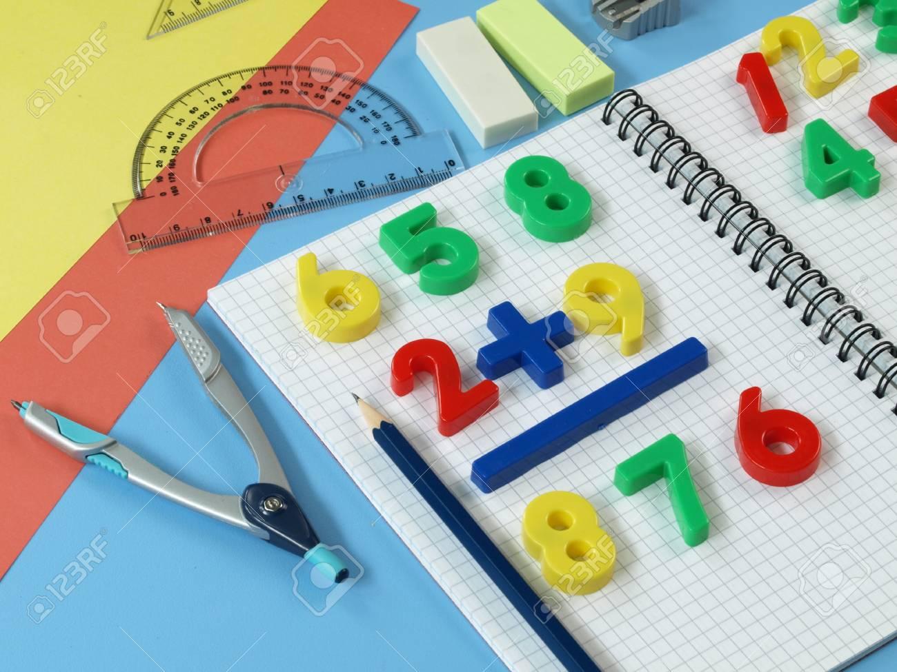 Math Stock Photo - 20864081