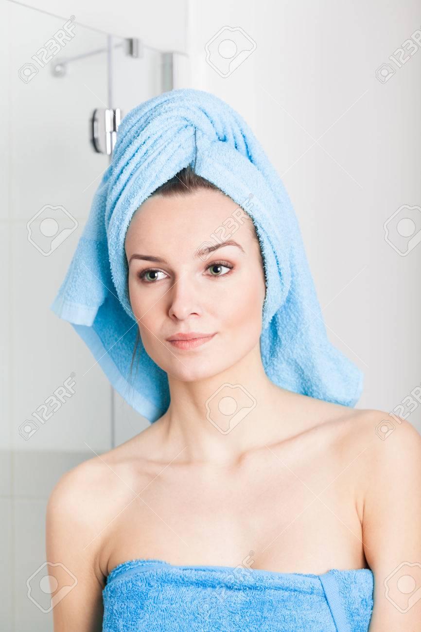 Half naked girls in shower pic 847