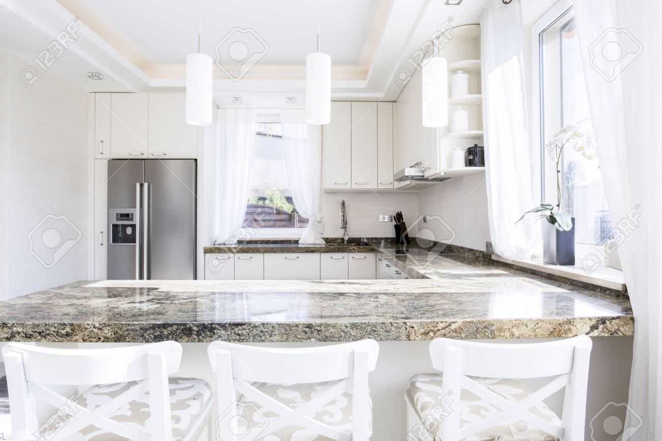 Cocina Morada | Cocina Morada Y Blanca Excellent Muebles De Cocina En Color