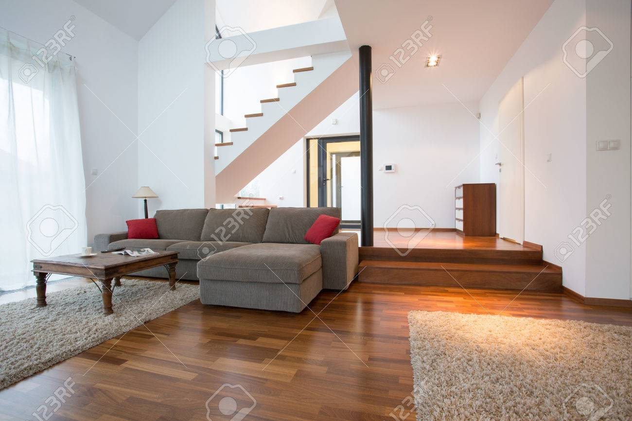 Modern design of living room in two storey house on double storey terrace house, double storey pool, bungalow design, dreamhouse design, 3-story commercial building design, double storey garden design, two storey house design, modern residential building design, west coast modern design, 3 storey house design, double wide mobile home with porch, 2 story office building design, double storey office, simple model houses design, double story home exterior design, townhouse design, double storey house in south africa, double storey house in selangor, double floor house design, 2 storey exterior design,