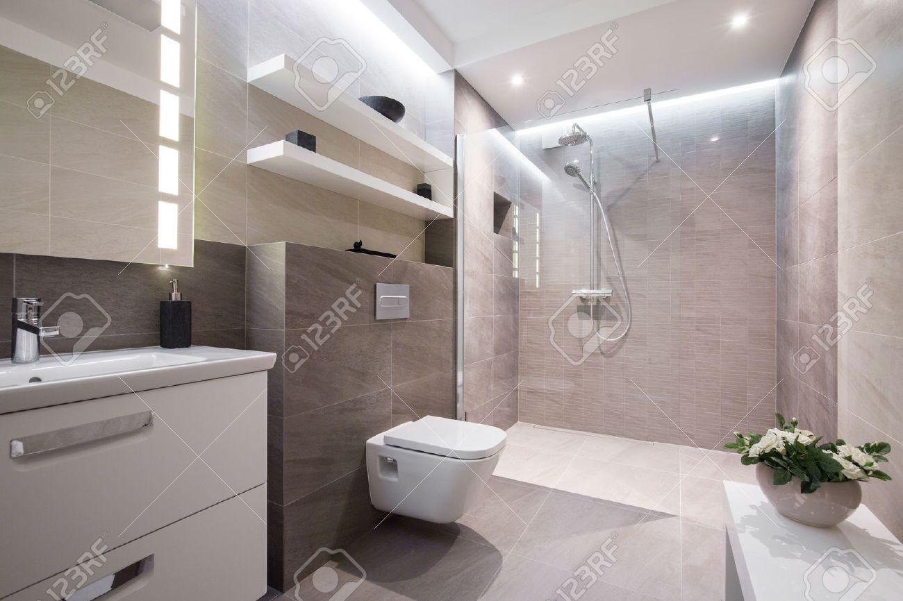 Bagno Piccolo Con Doccia E Vasca.Bagno Moderno Con Doccia Favoloso Bagni Piccoli Moderni Con