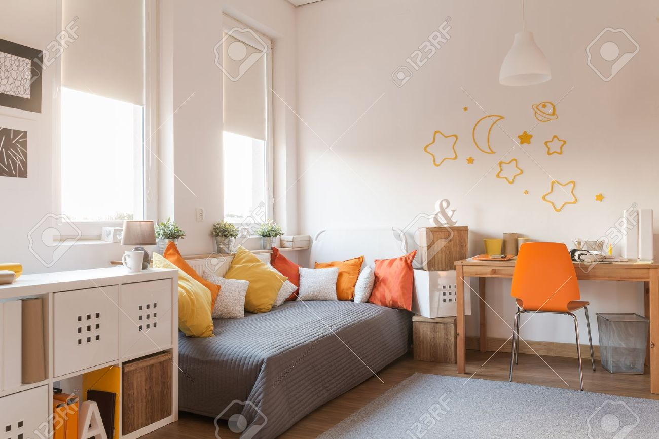 Orange Accessories For Living Room Decorations Images Stock Pictures Royalty Free Decorations