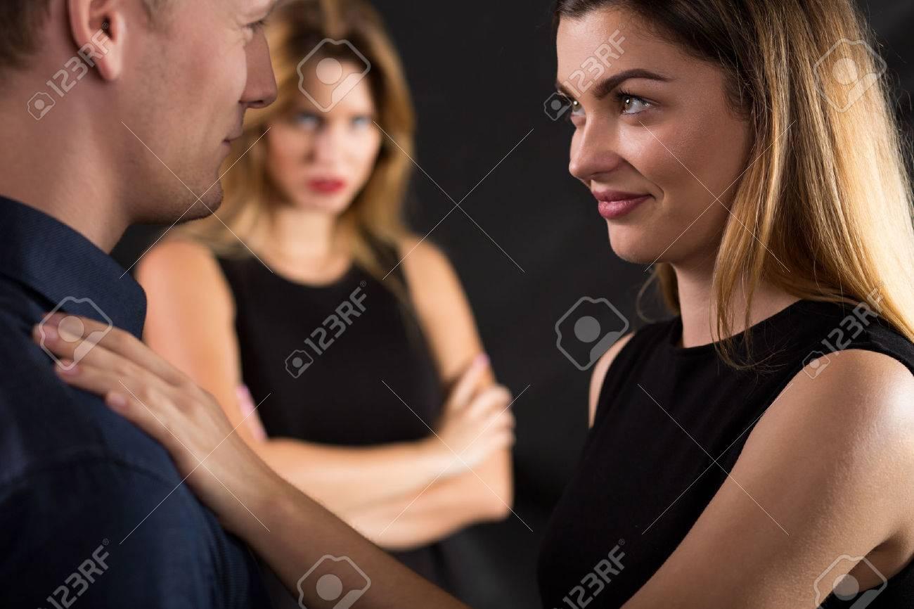 Flirten mit verheirateten Mann?