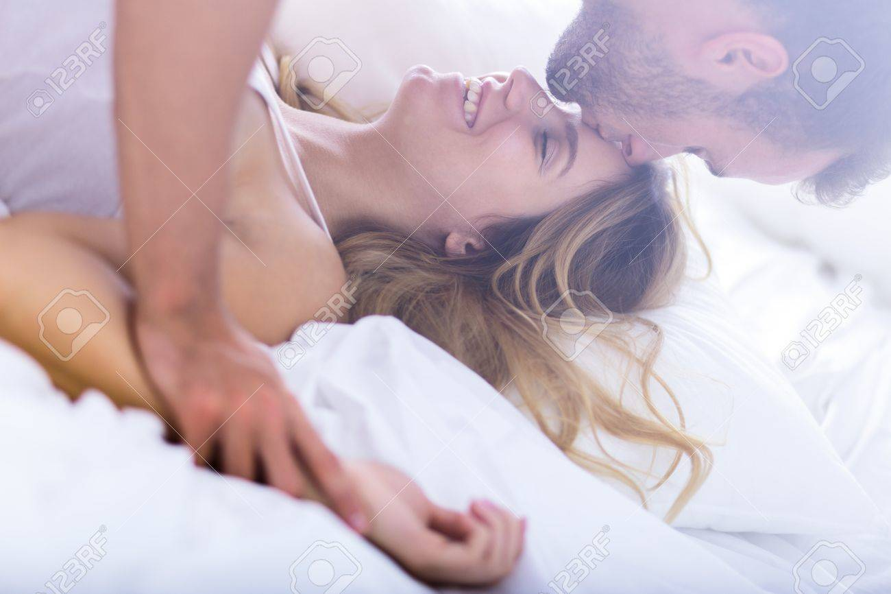 Passionate Sensual Sex Couple