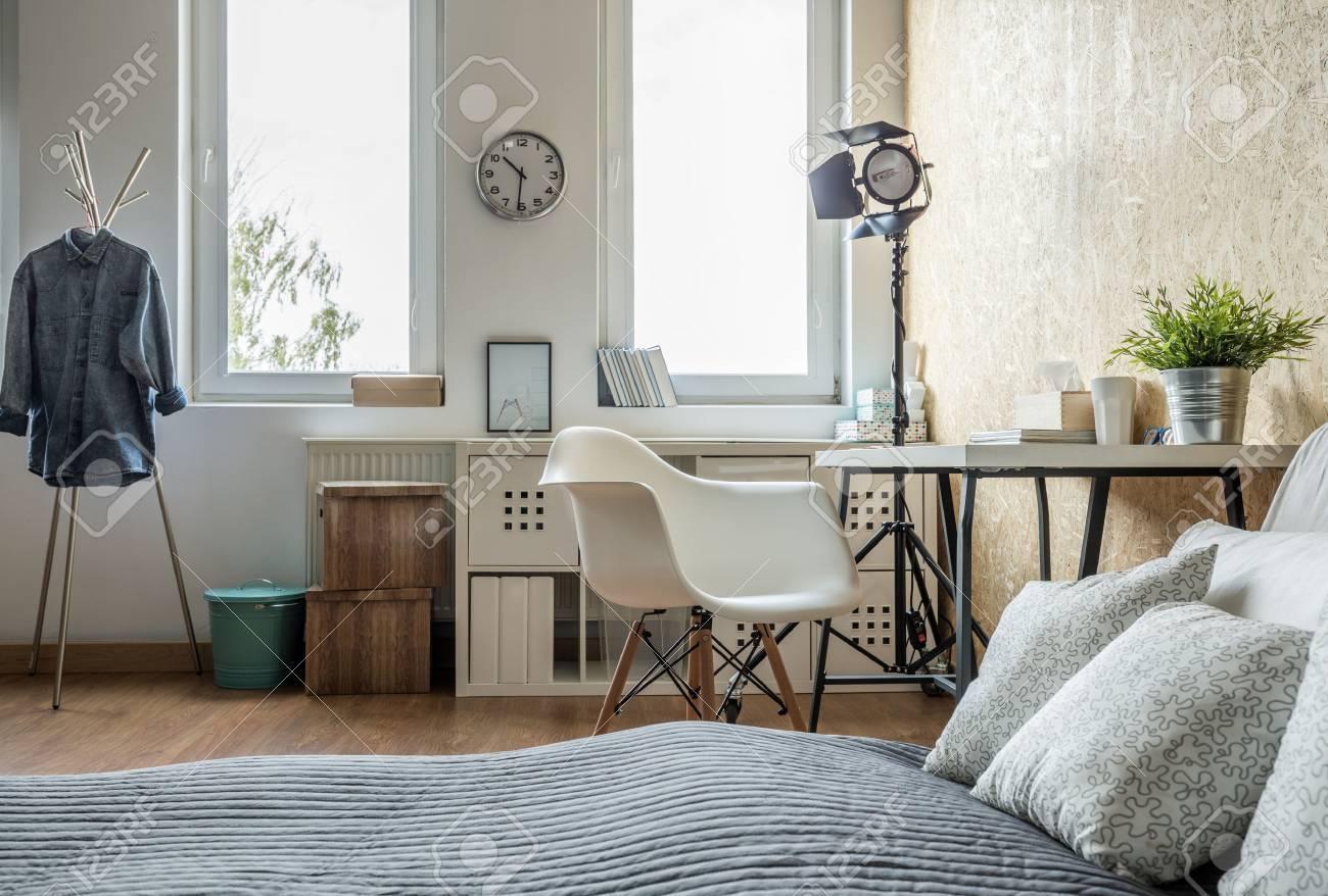 Entzückend Jugendliche Zimmer Ideen Von Bild Von Trendigen Für Standard-bild - 48292477