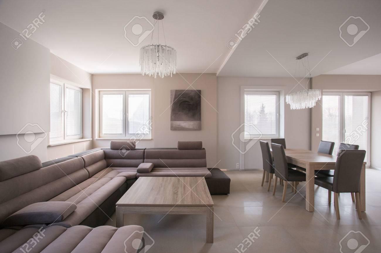 banque dimages confortable canap dangle dans le luxe salon - Canape Luxe