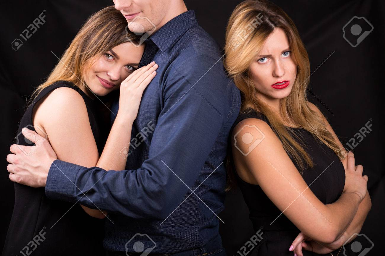 Frau Ehemann Verheiratete betrügt Ehefrau betrügt