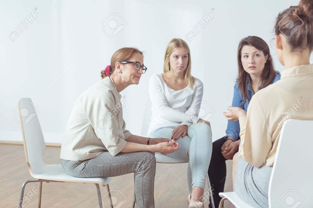 Four successful women have their support group - 52544868