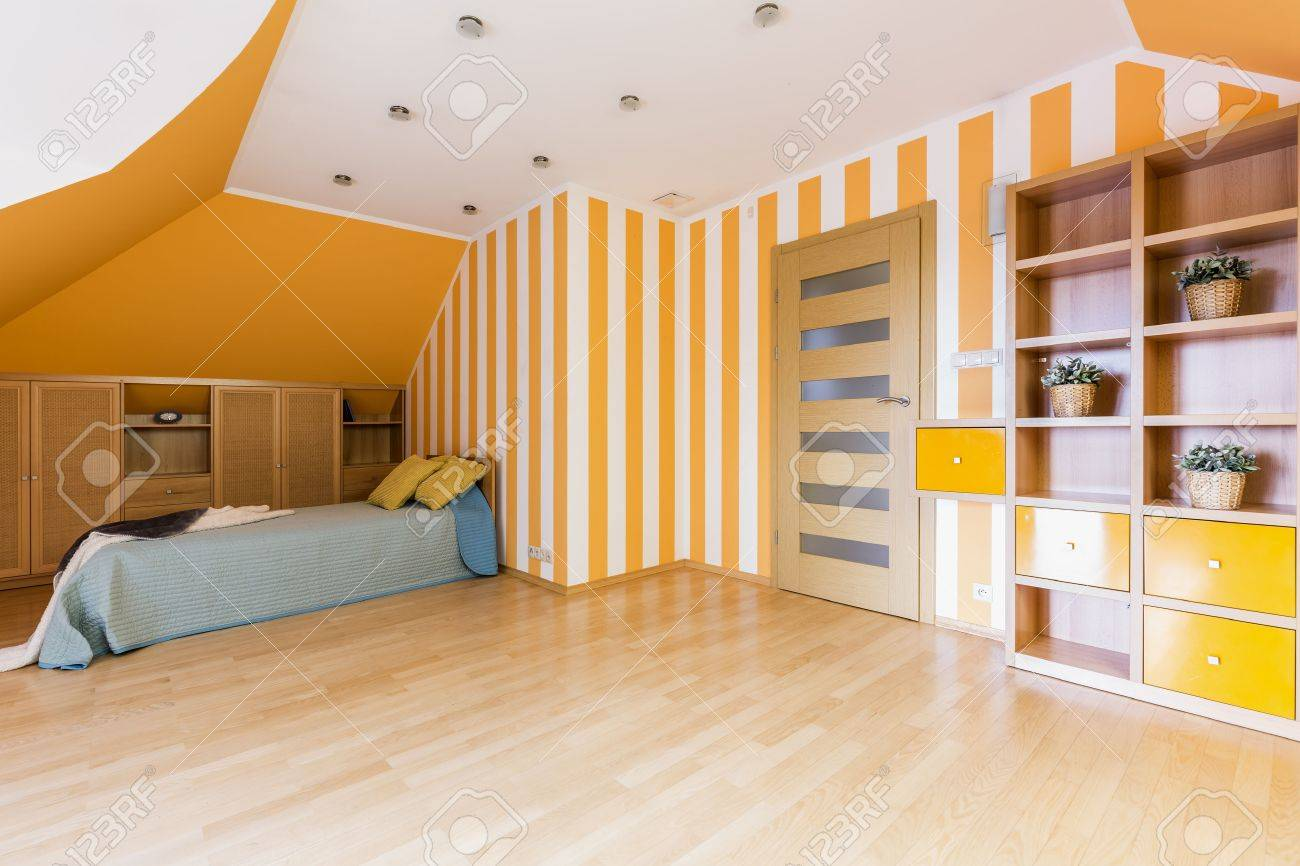 Stunning Chambre Orange Et Blanc Images - House Design ...