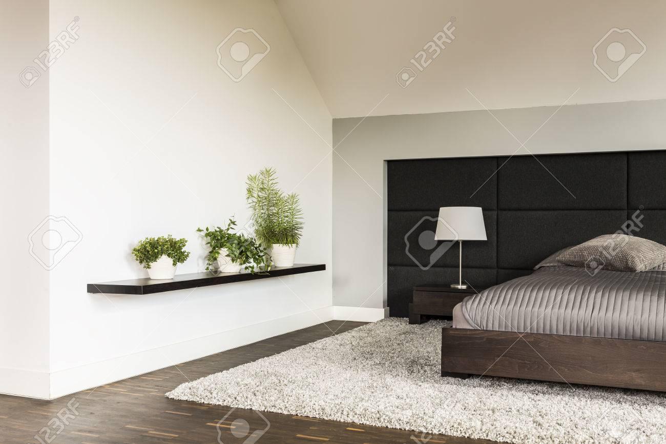 Sencillo Japons Dormitorio De Estilo Entre Otras Con Cama De