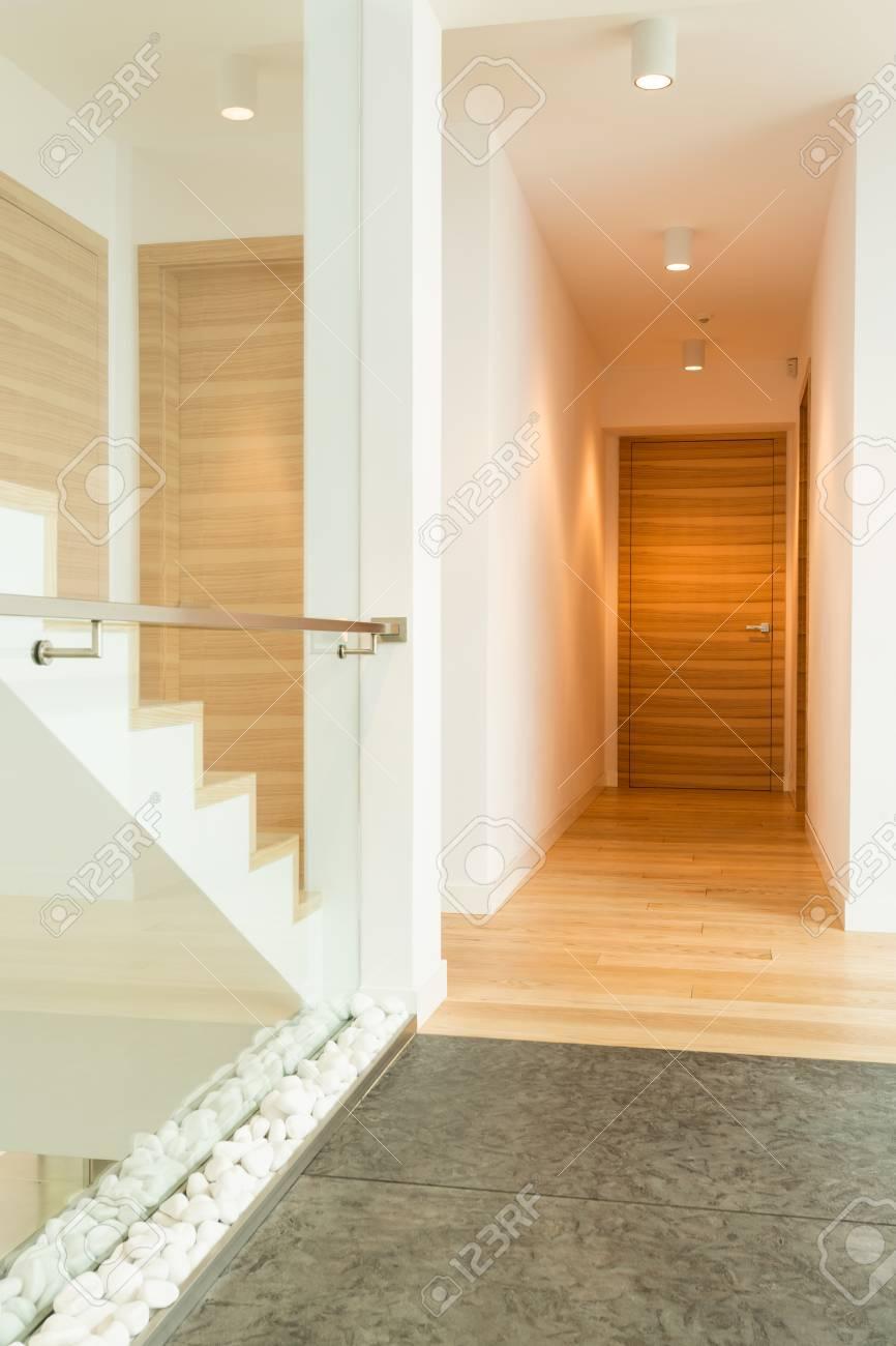Barandillas Escaleras Interiores Best Interesting Sala De La Casa  ~ Barandillas De Cristal Para Escaleras Interiores