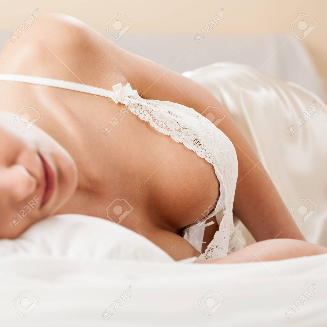 sexy girls sleeping
