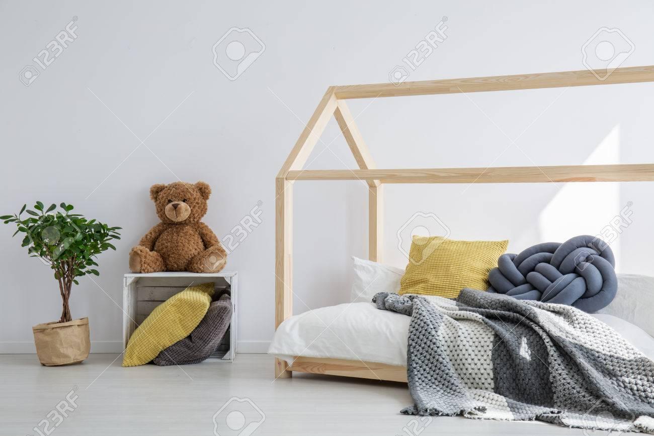 Brillante Idee Für Spaß Kinder Schlafzimmer Im Scandi-Stil ...
