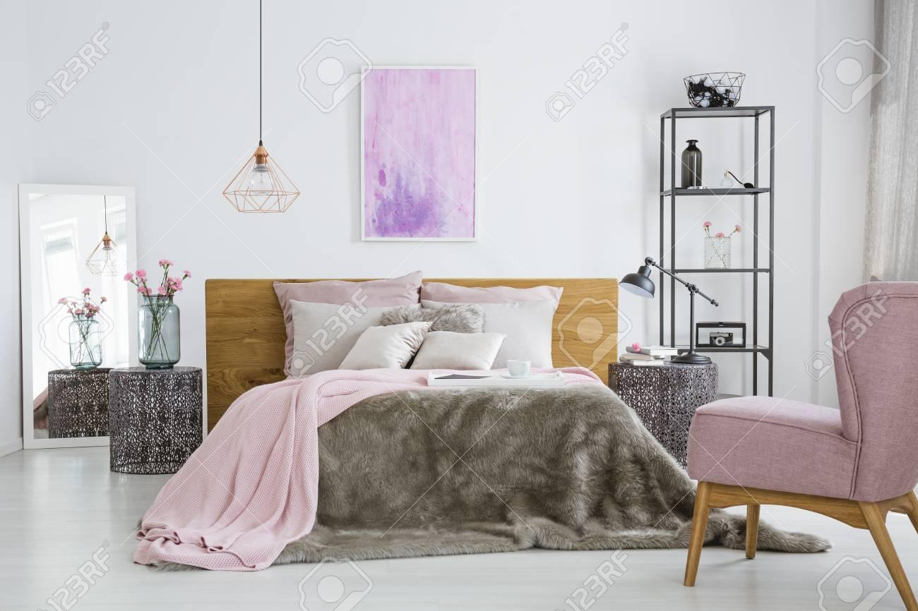 Fein Weiß Kingsize Bett Rahmen Zeitgenössisch   Benutzerdefinierte .