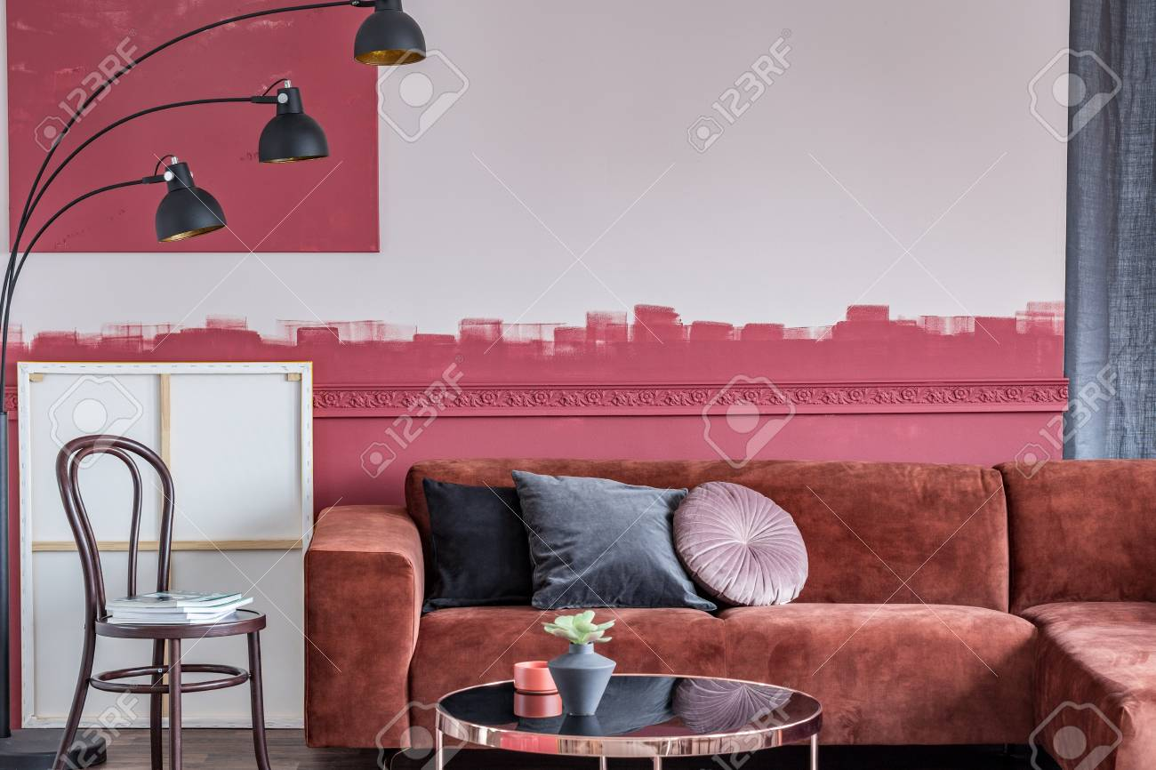Outstanding Chair With Magazines Next To Brown Corner Sofa With Pillows In Ibusinesslaw Wood Chair Design Ideas Ibusinesslaworg