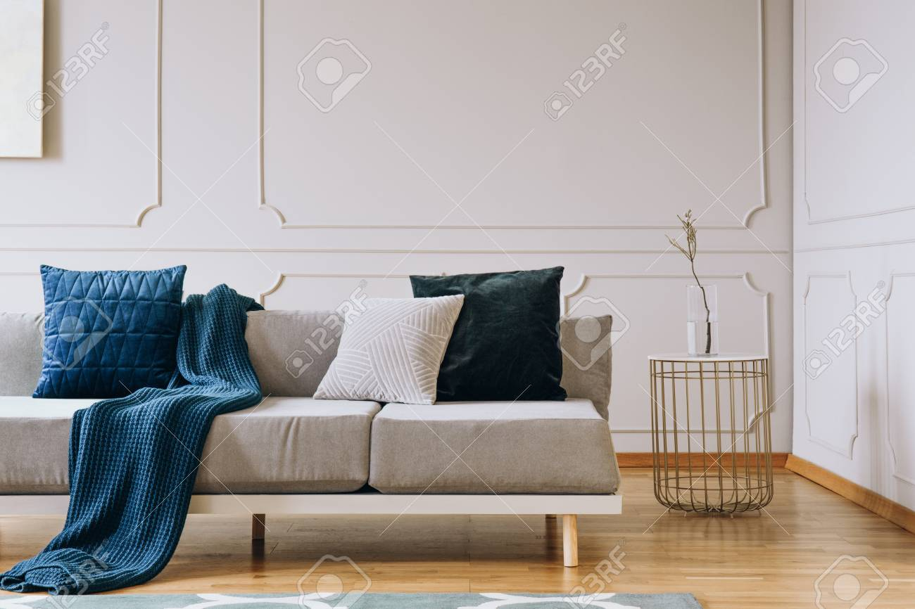 Ideas About Grey Blanket Couch Frankydiablos Diy Chair Ideas