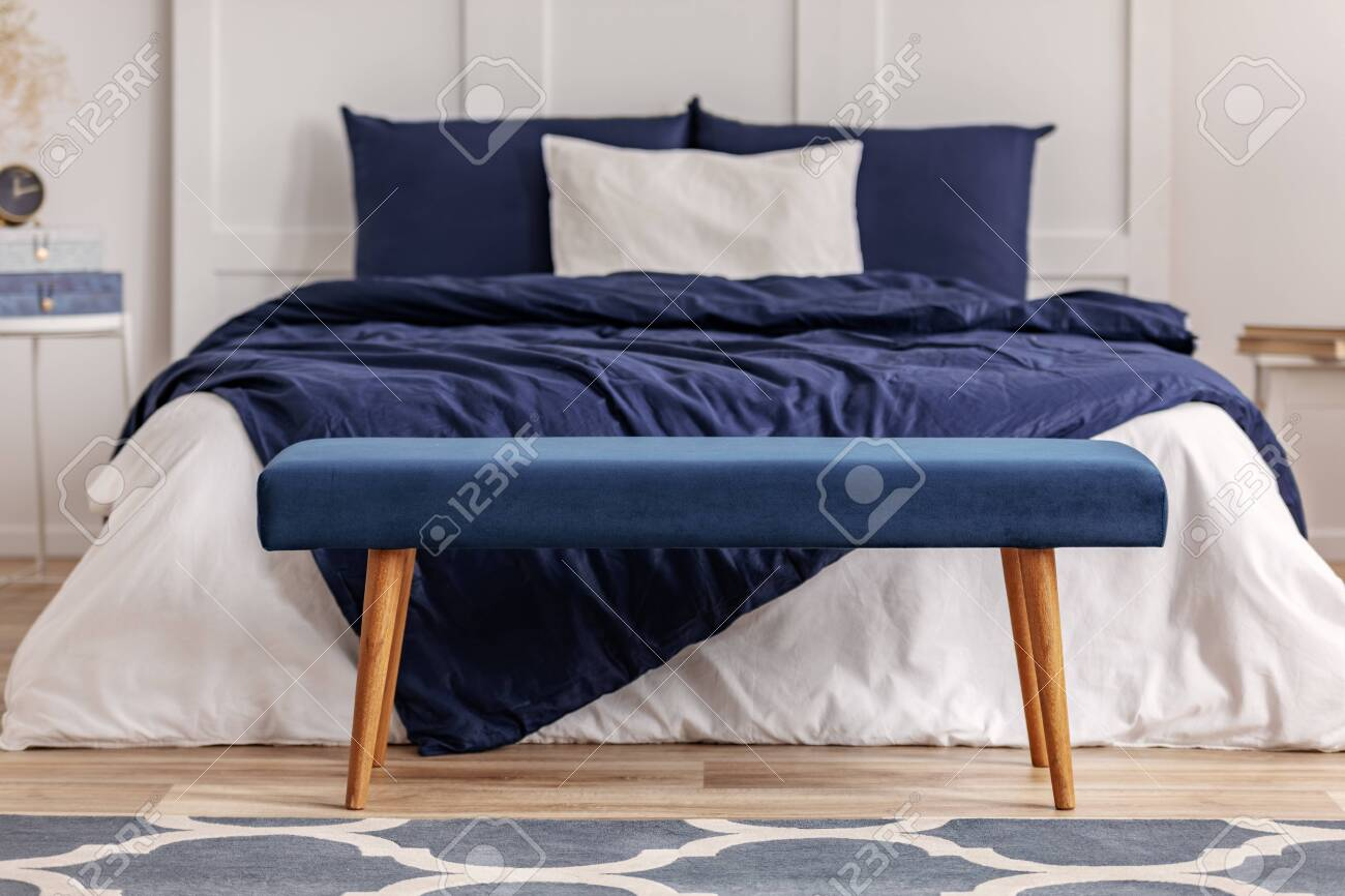 bed foot bench