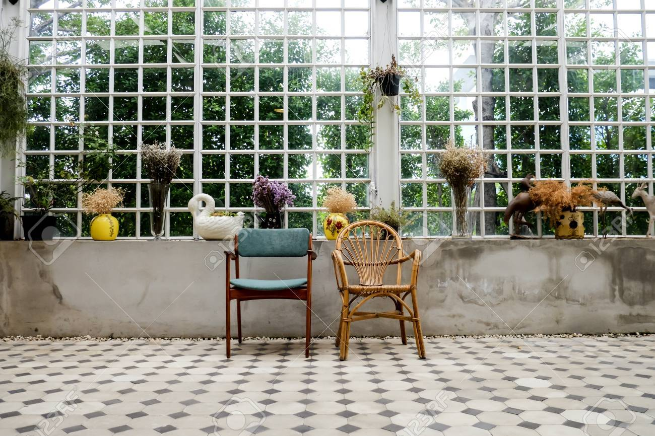An old abandoned chair left in an abandoned dilapidated building