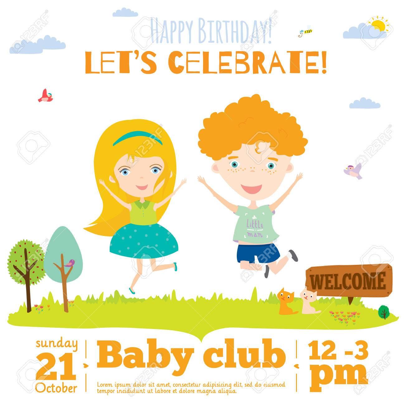 kids beach party invitation - Keni.candlecomfortzone.com