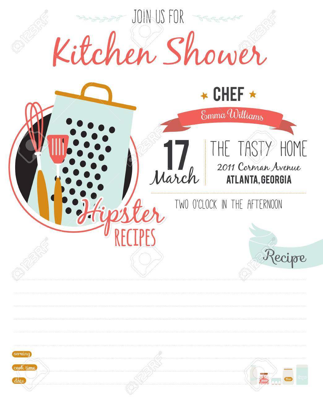 Kitchen Shower 918 Kitchen Shower Stock Vector Illustration And Royalty Free