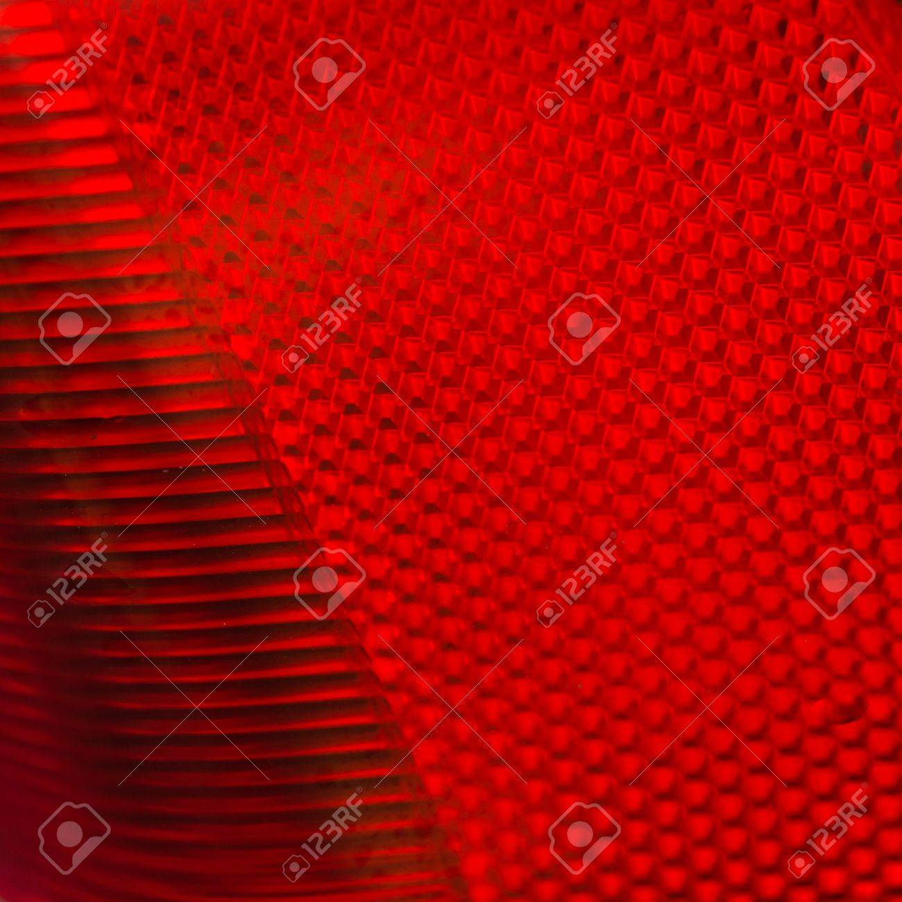 An Abstract Macro Shot Of A Red Car Brake Light Stock Photo, Picture ... for Brake Light Texture  181obs