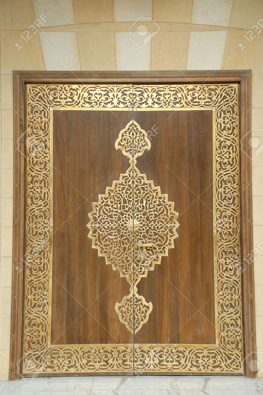 door of a mosque Stock Photo - 5064651 & Door Of A Mosque Stock Photo Picture And Royalty Free Image. Image ...