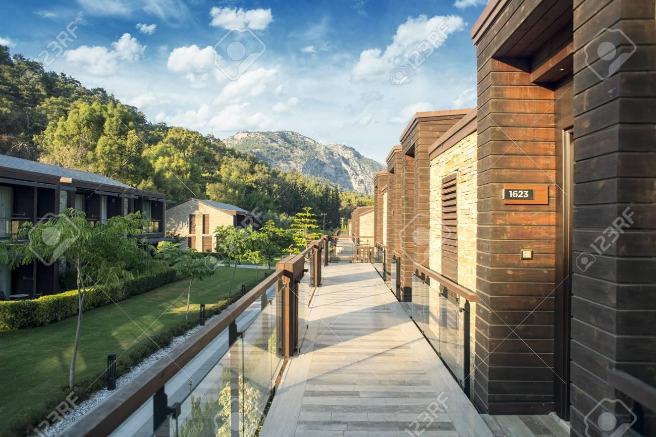 Außergewöhnlich Moderne Bungalows Galerie Von Bungalow In A Luxury Resort, Resort With