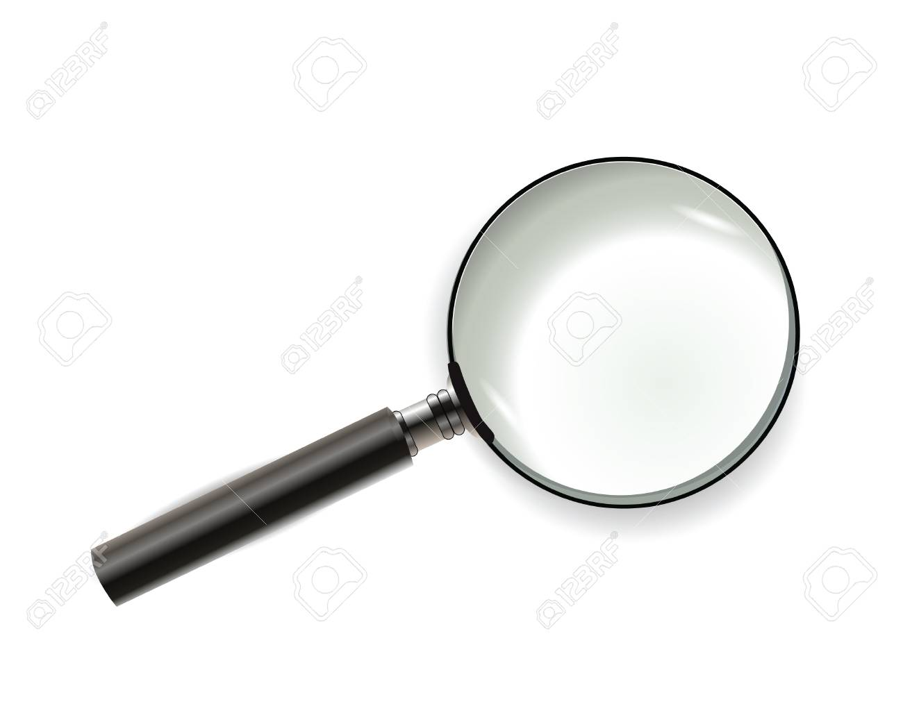magnifying glass Stock Photo - 11647960