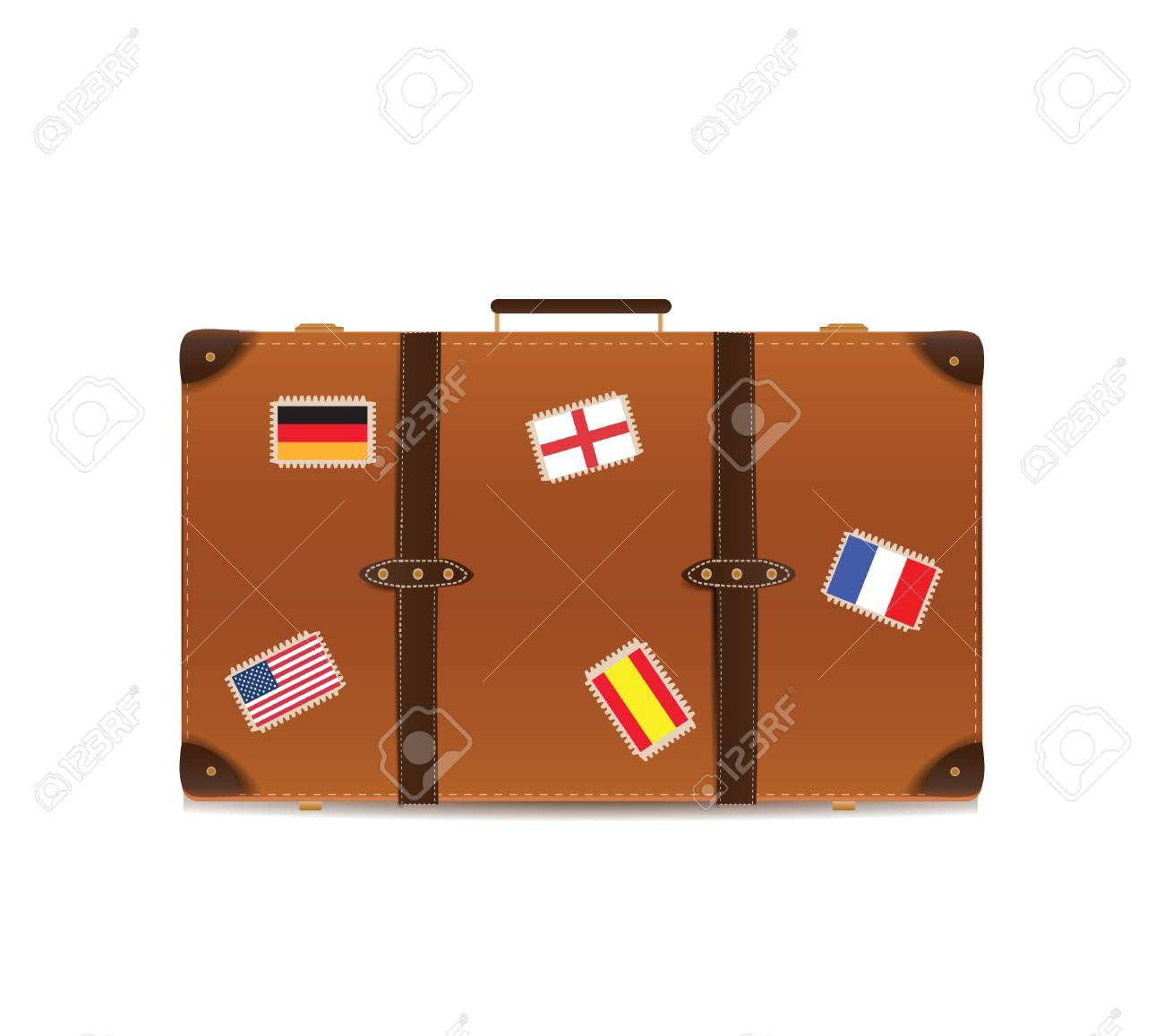 travel suitcase Stock Photo - 11648076