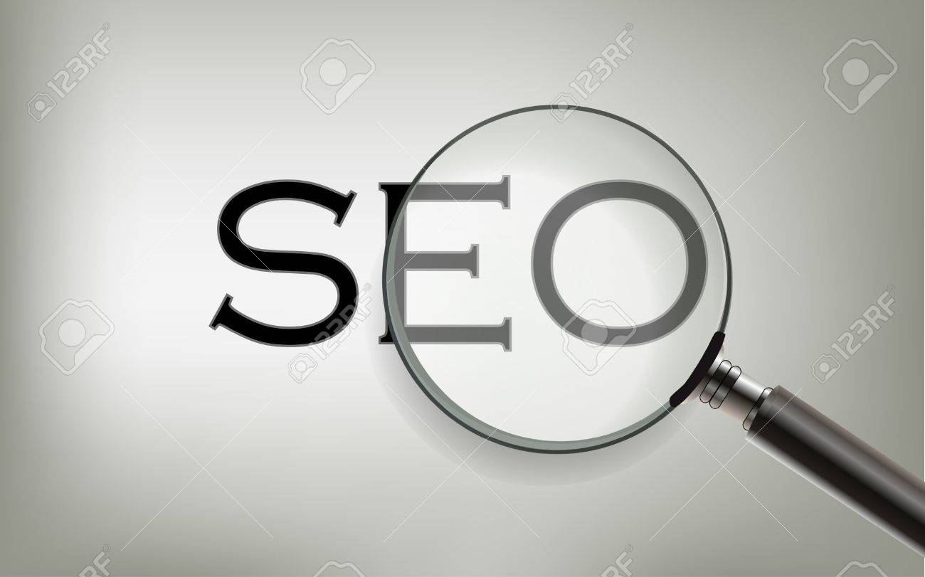 Search Engine Optimization Stock Vector - 13361828