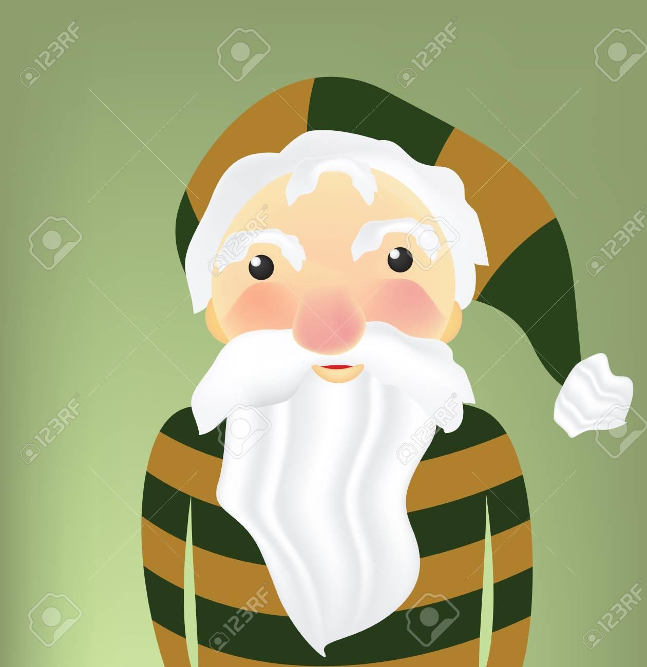 Illustration of Christmas Elf Stock Vector - 16166351