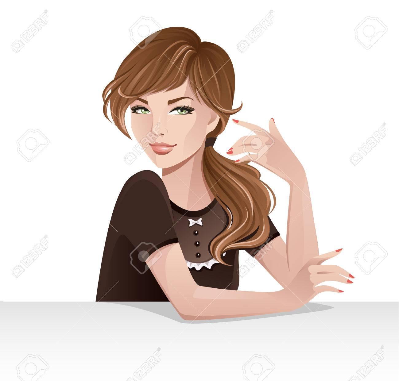 Beautiful girl - 6996429
