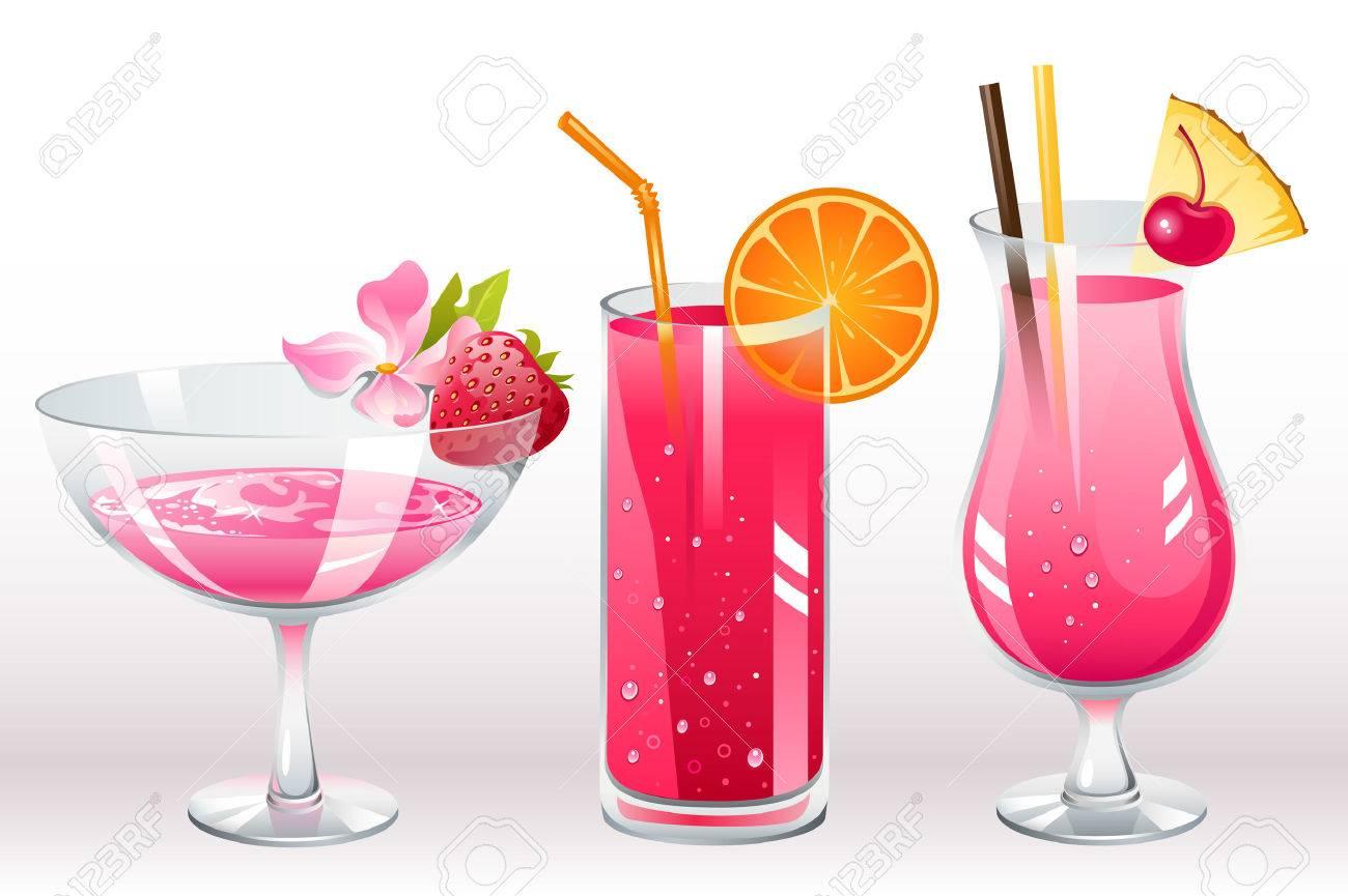 berries cocktails - 7167243