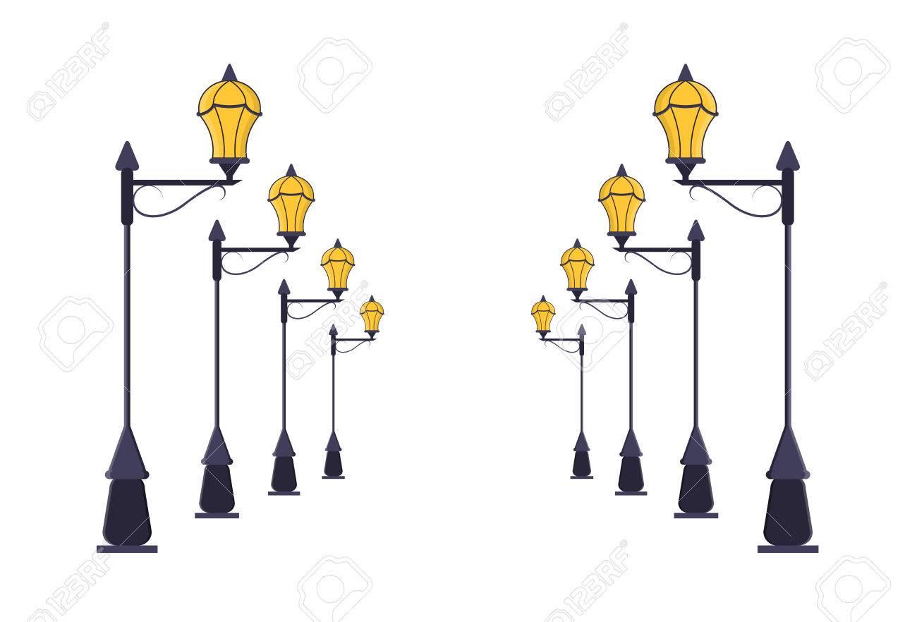 Street light post clipart clipart library street lamp post set urban light pole road perspective lines rh 123rf com sesame street lamp post clipart car clip art aloadofball Image collections