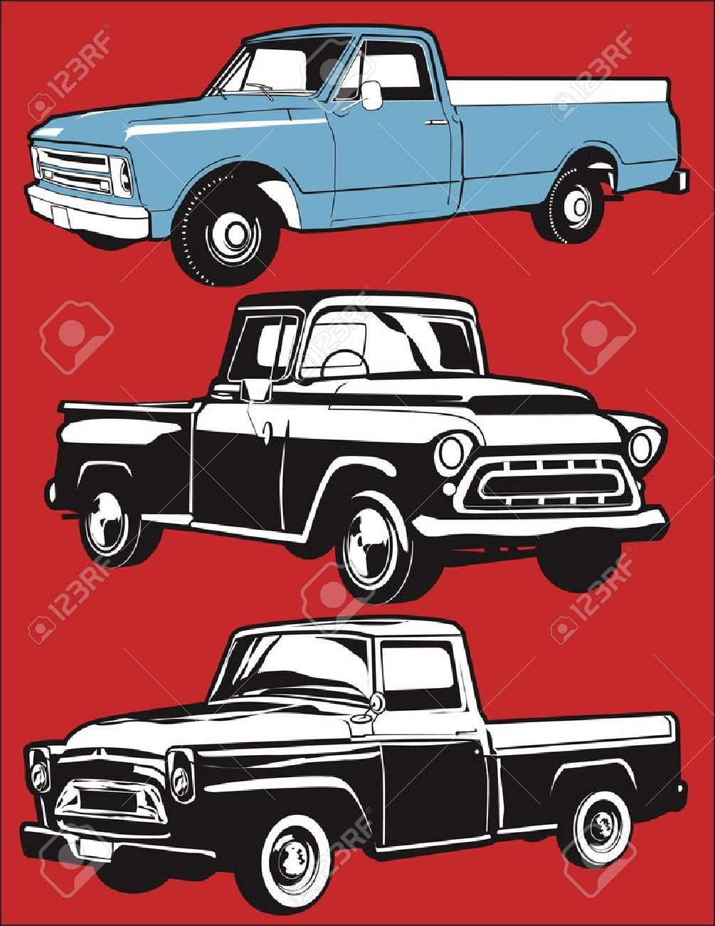 old red truck images u0026 stock pictures royalty free old red truck