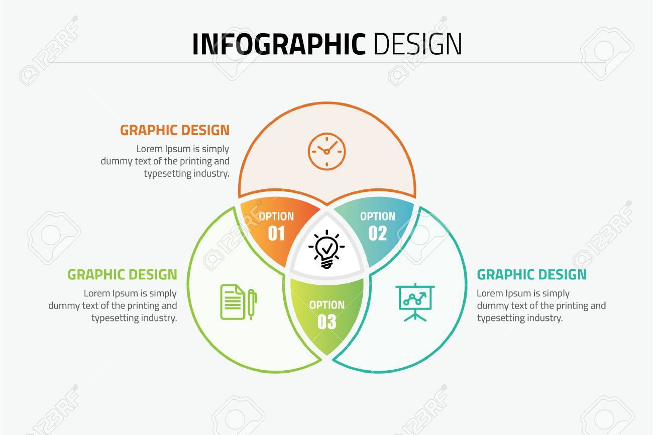 Venn diagram circles info graphics template design illustration venn diagram circles info graphics template design illustration stock vector 92770508 pooptronica