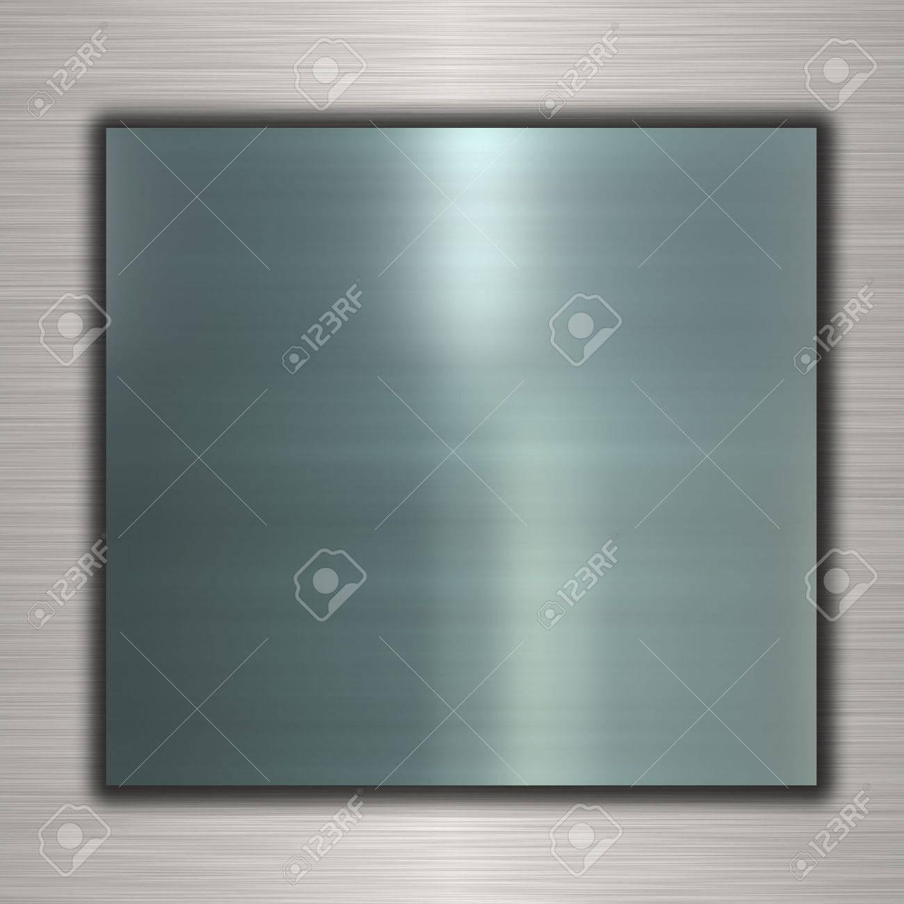 metal banner Stock Photo - 9372267