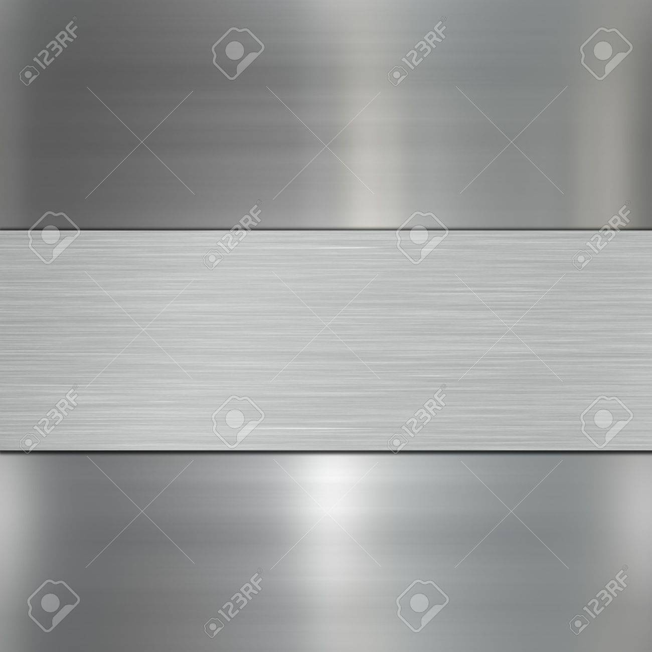 silver metal Stock Photo - 10828020