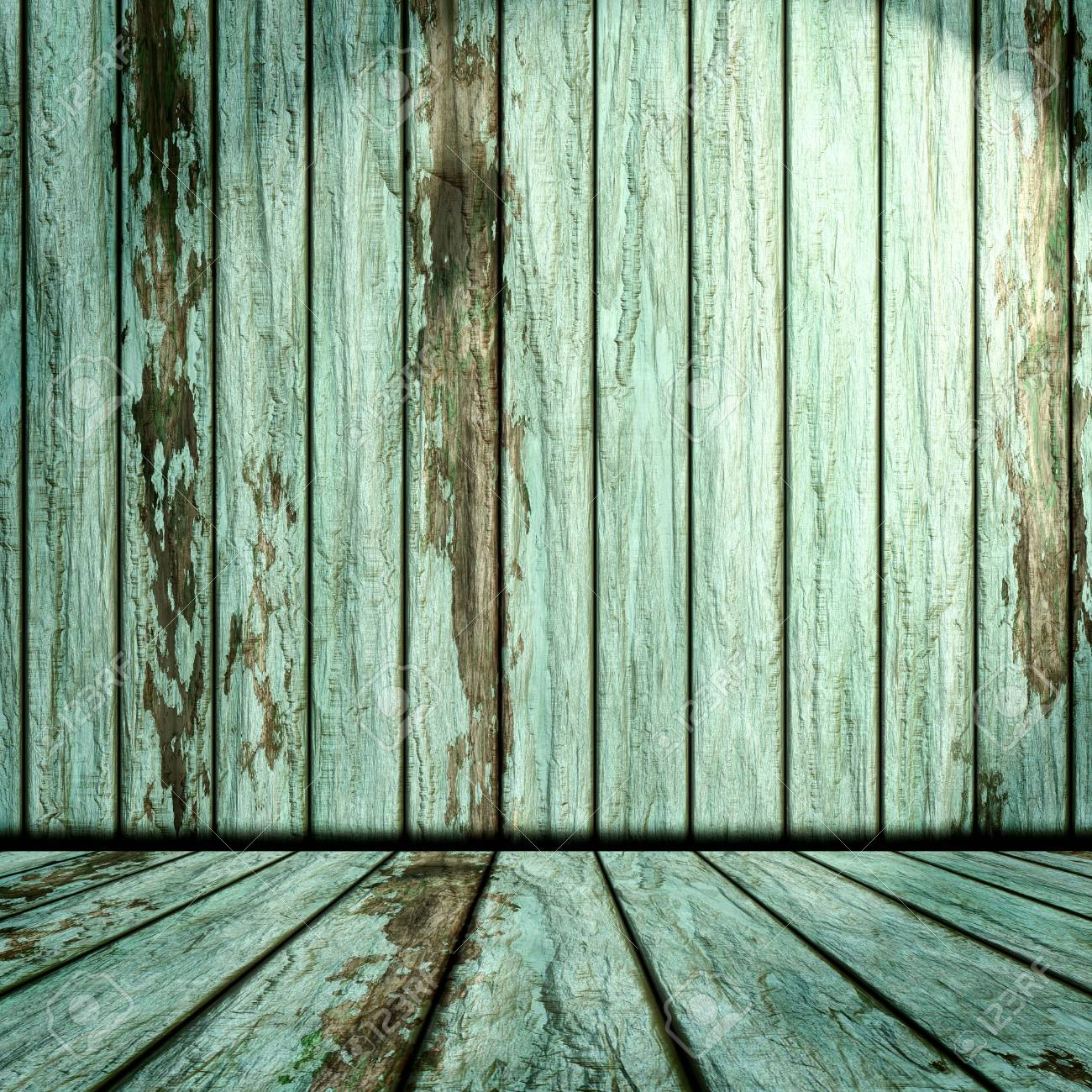 wooden room Stock Photo - 11412565