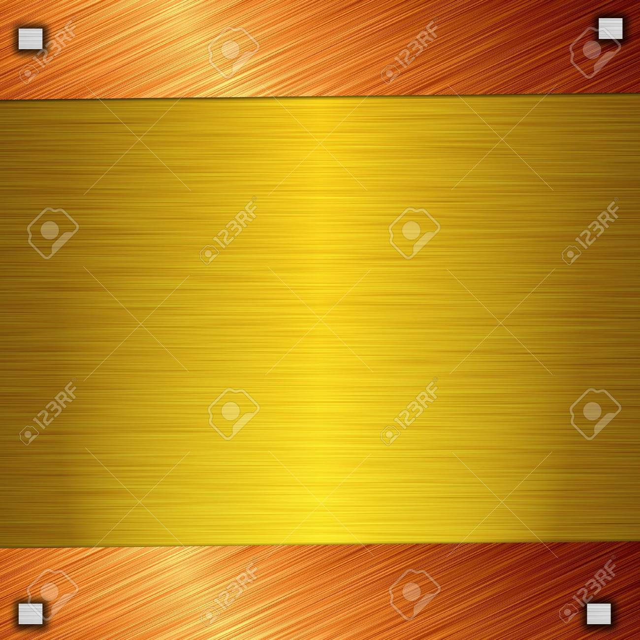 metal banner Stock Photo - 11834136