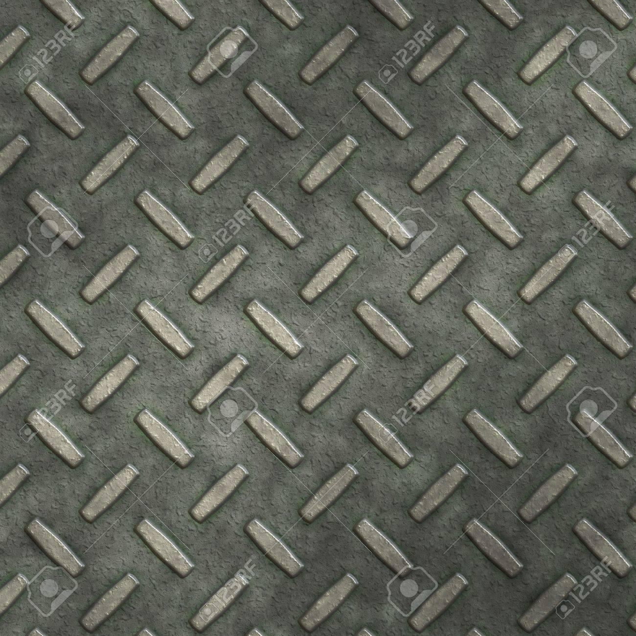 diamond plate Stock Photo - 13663850