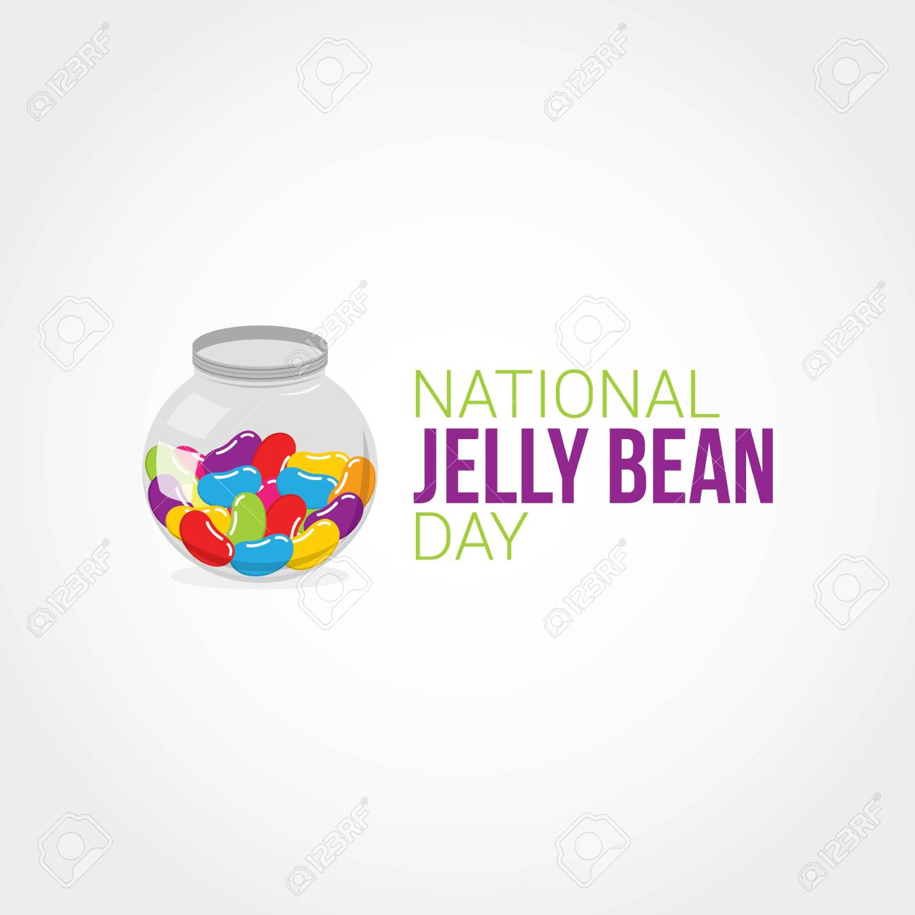 Colorful Jelly Beans Clip Art at Clker.com - vector clip art online,  royalty free & public domain