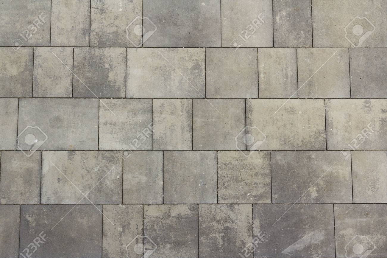 Grey tiles background classic tile wall texture for interior