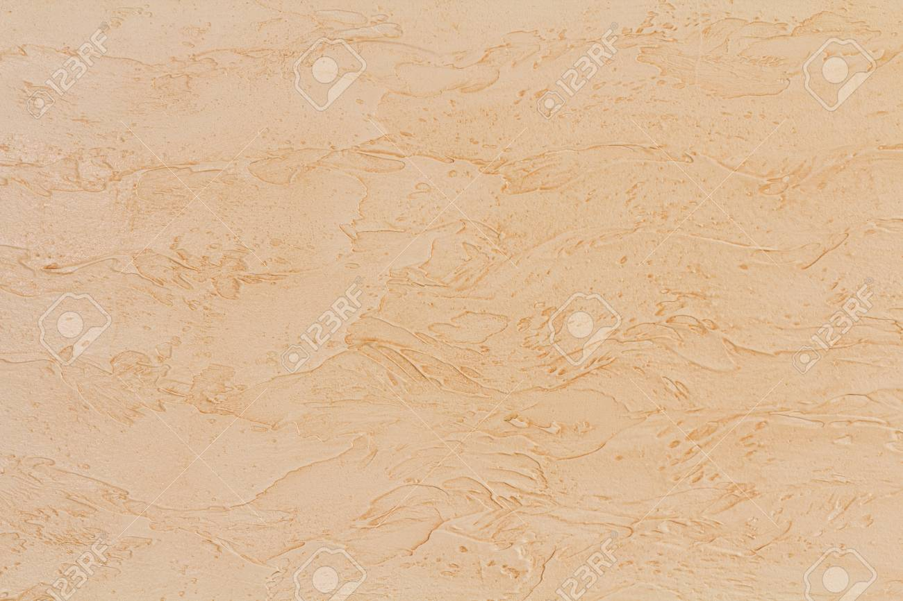 Mediterranean Yellow Wall Texture. Background Marble By The Venetian ...