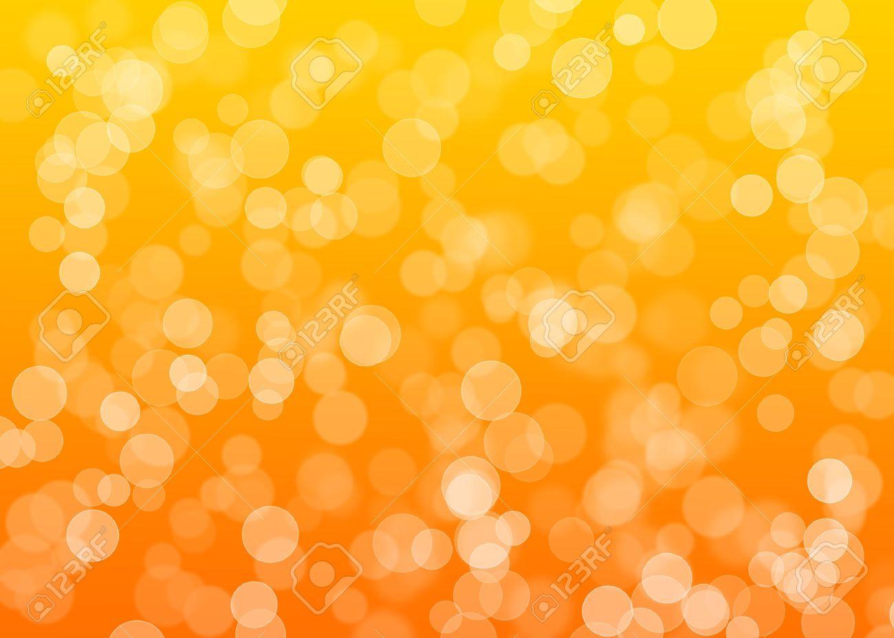 Bright orange christmas background - 10034016
