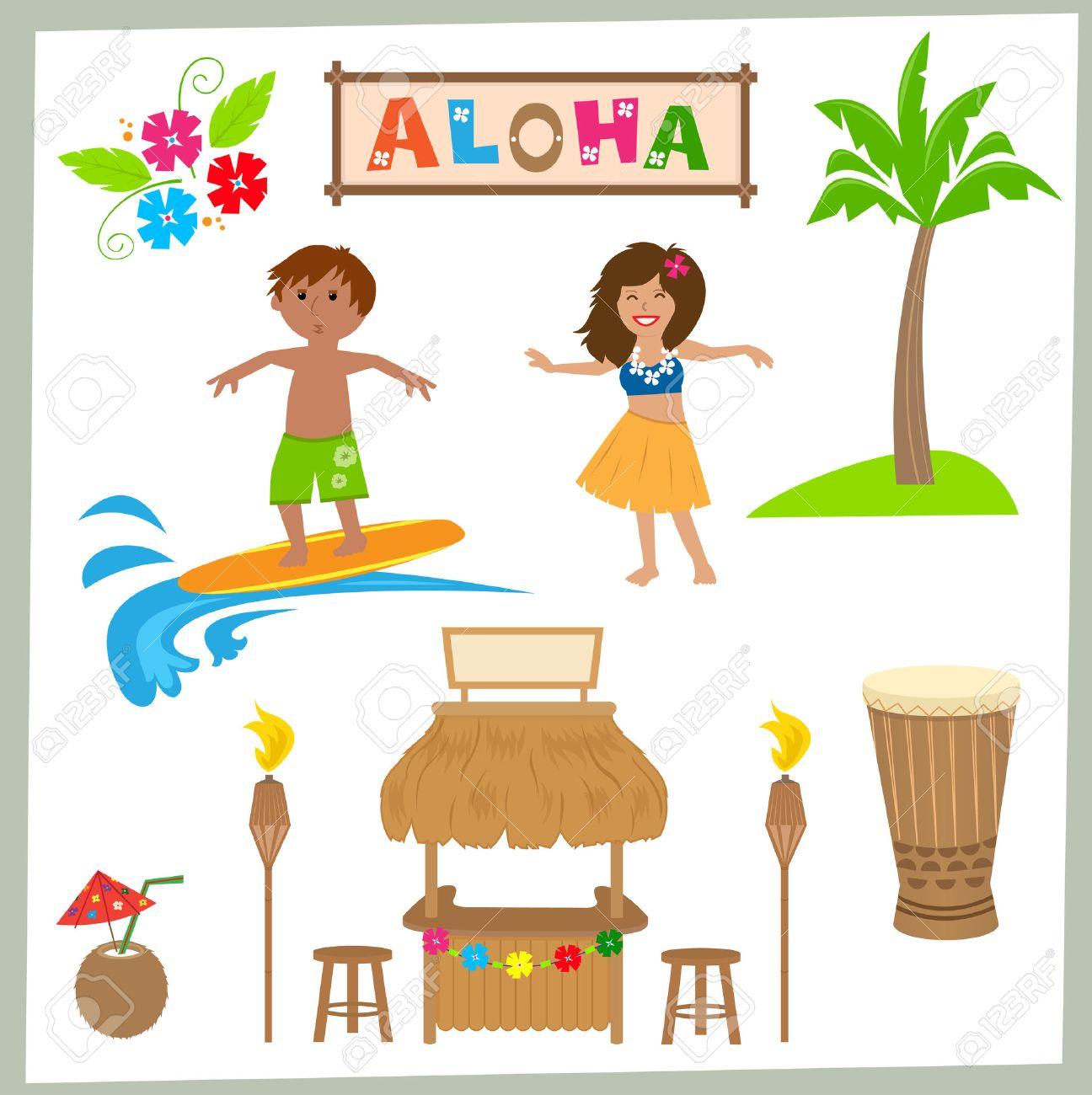 Tiki Hawaiano Free Ttem Hawaiano Poste De Tiki With Tiki Hawaiano  # Muebles Hawaianos