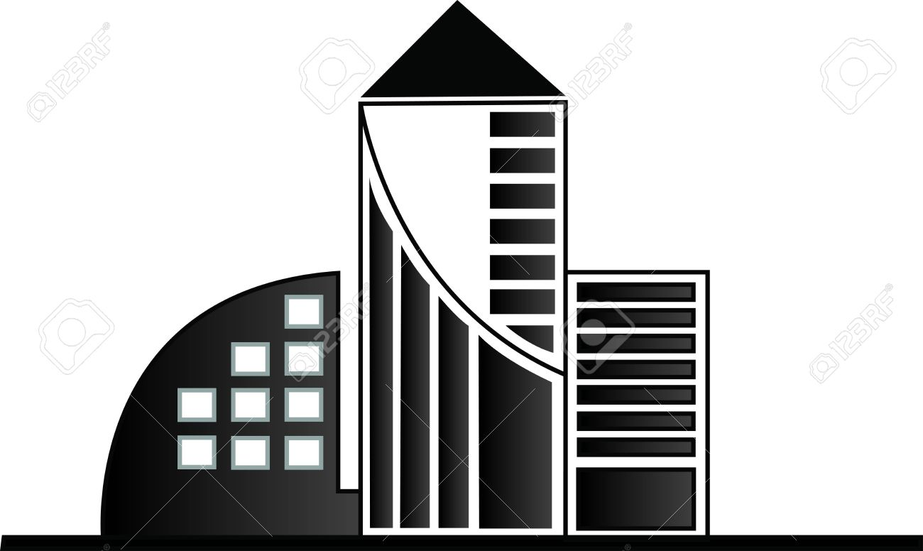 Vector Buildings Royalty Free Cliparts, Vectors, And Stock ...