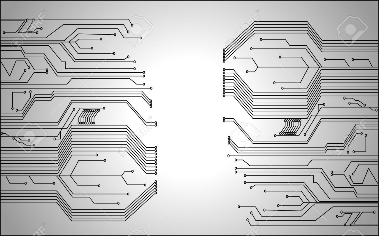 Unique Circuit Board Texture Motif - Everything You Need to Know ...