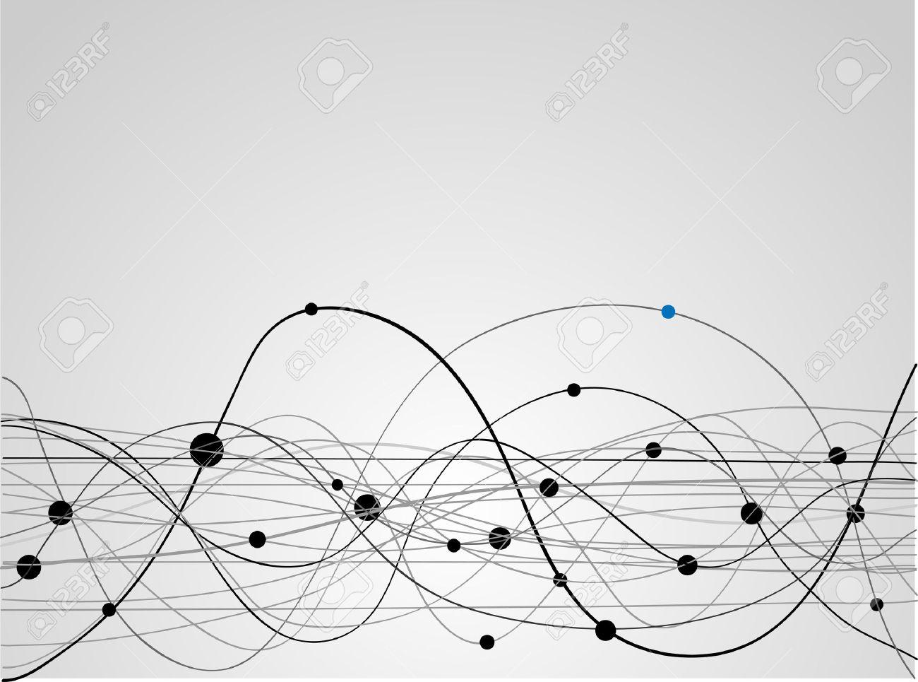 dna molecule, abstract background Stock Vector - 14831016
